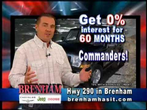 Brenham Chrysler Jeep Dodge Memorial Day Sale
