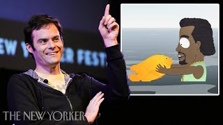 "Bill Hader on Working for ""South Park"" & the Kanye Fish-Sticks Ep – The New Yorker Festival"