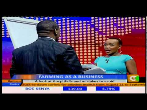 Business Center: Common Mistakes in Agribusiness
