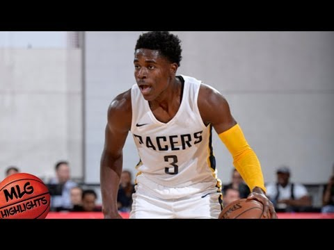 Houston Rockets vs Indiana Pacers Full Game Highlights / July 6 / 2018 NBA Summer League