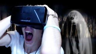 C'È QUALCUNO DIETRO DI ME..?! - Darkwood (Oculus Rift DK2)