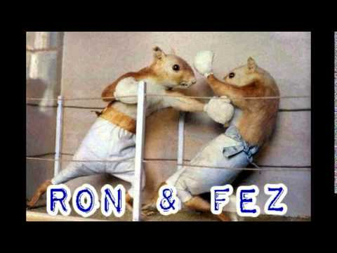 Ron & Fez - Boxing Animals