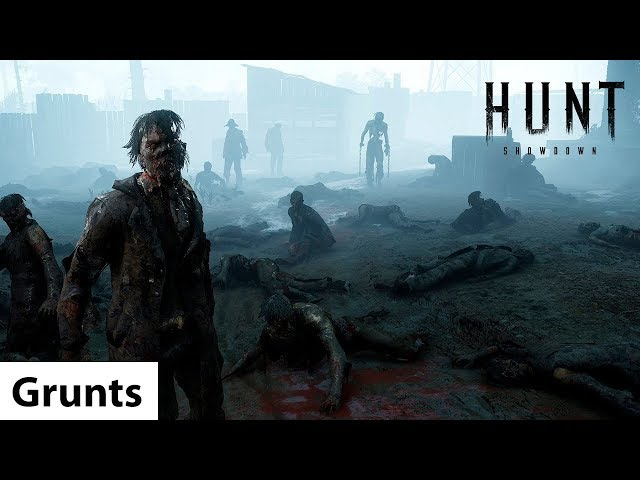 Grunts | Hunt: Showdown