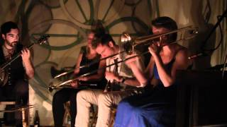 "Baby Soda Jazz Band at St. Mazie Bar - ""I Can"