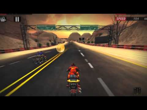 BIKE RACE 3D Game Play - MULTI TOUCH STUDIO