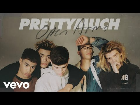 PRETTYMUCH - Open Arms (Audio)