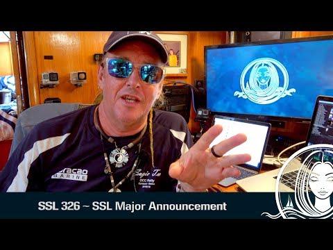 SSL 326 ~ SSL BIG NEWS... 100K and a NEW PLAN!