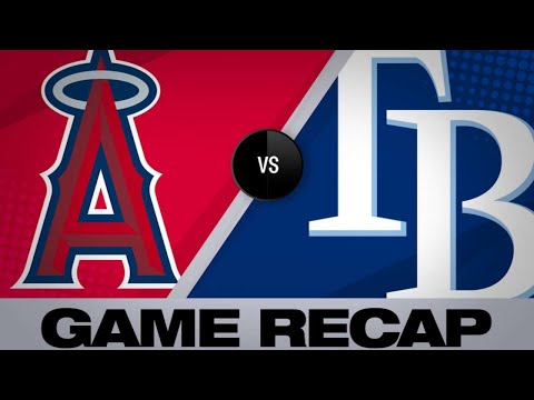 Shohei Ohtani's cycle, Albert Pujols' homer lead Angels to victory | Angels-Rays 6/13/19