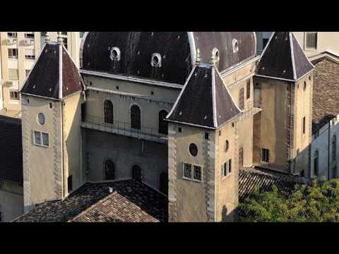 L'histoire du Grand Hôtel-Dieu