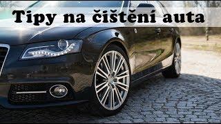 VLOG - čištění auta + tipy od Karotky a focení na letňákách