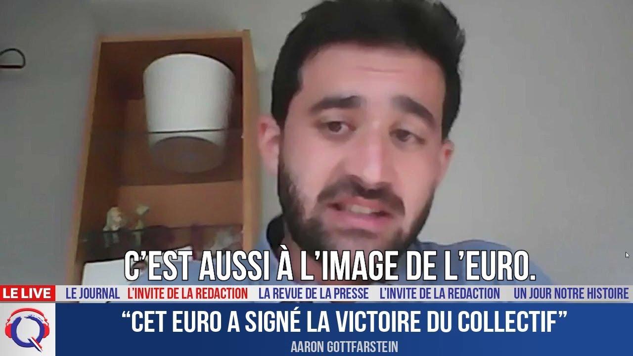 """""""Cet Euro a signé la victoire du collectif"""" - L'invité du 12 juillet 2021"""