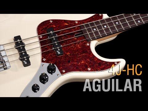 "Aguilar 4J-HC - Maruszczyk Elwood 4p 32"""
