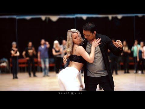 Love bachata like we do | Fabian and Livia Bachata Sensual | Dance Vida