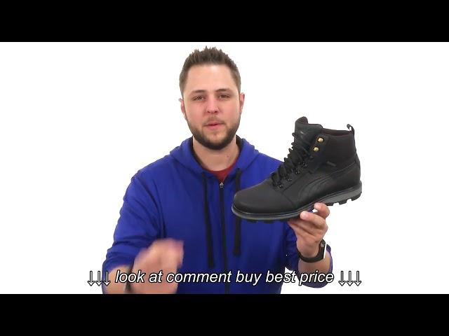 PUMA Tatau Fur Boot GTX SKU 8751235 - YouTube 5010cb1a7