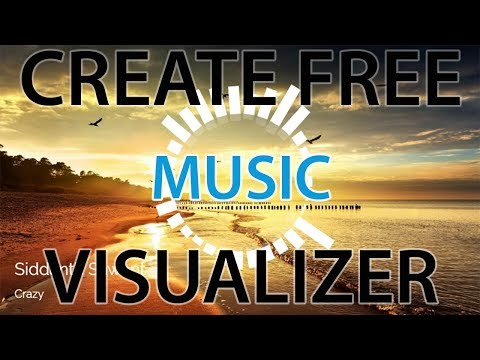 How to Create a Free Audio Visualizer Online Free