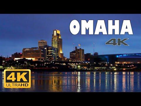 Omaha, Nebraska, USA 🇺🇸 | 4K drone footage