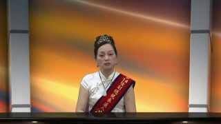i88tv 洪美珍 第14任副總統參選連署發表