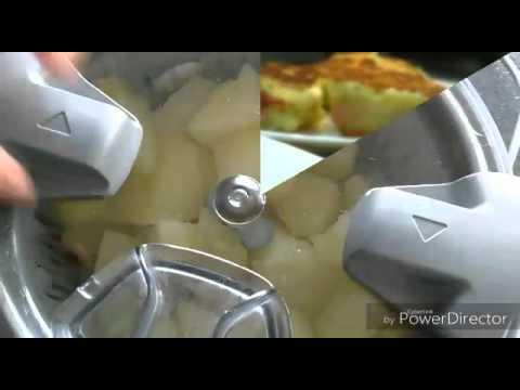 Ricetta kCook :  Mini gateu di patate