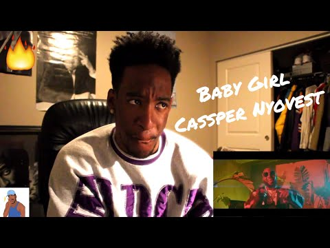 Cassper Nyovest - Baby Girl (REACTION)