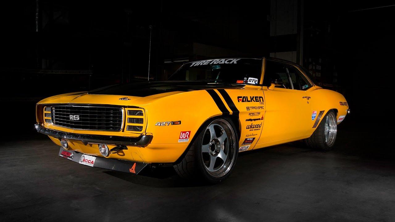 Wilwood Brake Upgrade for Efrain Diaz's 1969 Camaro - Part 1