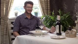 Едим вкусную итальянскую пасту в ресторане Альфаро (Al Faro), Киев(Тихий ресторан вкусной итальянской кухни с очень приятным интерьером и прекрасным обслуживанием. Альфаро..., 2016-09-11T15:06:15.000Z)