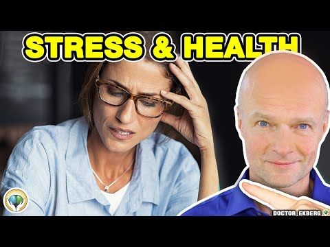 Stress And Health - User Manual For Humans S1 E01