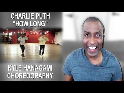 CHARLIE PUTH - How Long | Kyle Hanagami...
