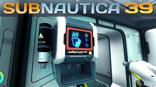 Subnautica #39 | Bitte 2x mit Zucker! Coffee completed! Kaffeevollautomat! | Gameplay German Deutsch thumbnail