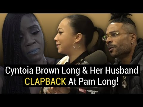 (EXCLUSIVE VIDEO)The Truth About Pam From Total Marriage to J.Long(allegedly)