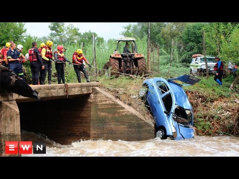 Flash floods claim life in Pretoria