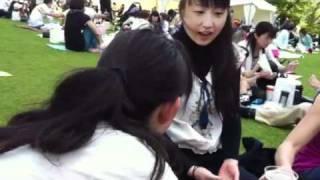 パークヨガ最終日打ち上げ 相楽のり子 検索動画 27