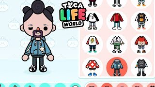 Toca Life: World - BIG UPDATE !! | Design your very own characters