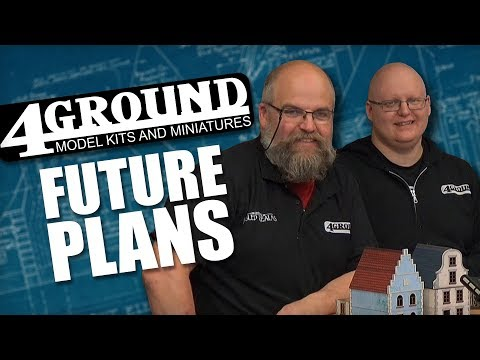 4Ground's Design Process & Future Plans