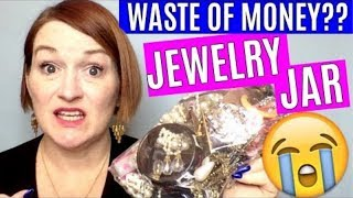 Goodwill Jewelry Jar Unboxing | Will I find Gold? | Did I Waste $15