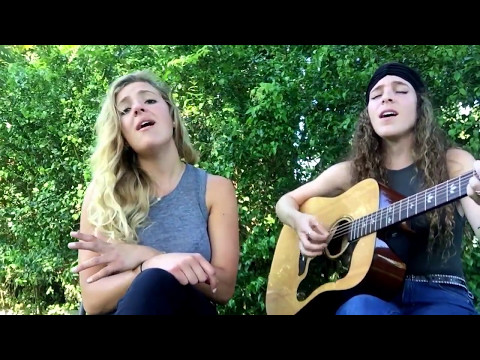 I Could Use A Love Song by Maren Morris cover - Ashley Levin & Andrea Lopez