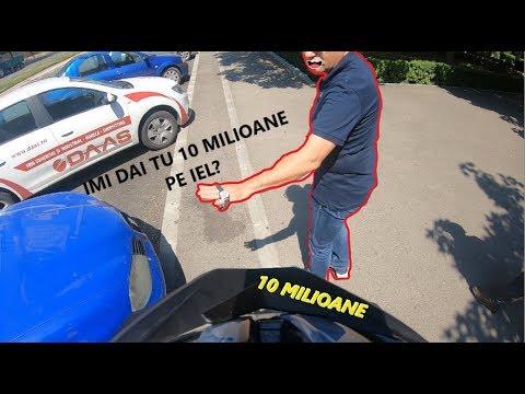 MI-A CERUT 10 MILIOANE CA L-AM LOVIT