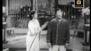 Saroja Devi & Sivaji Ganesan in Naan Pesa - Palum Pazhamum