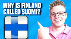 Why Is Finland Called Suomi?  - Most Googled Questions about Finland
