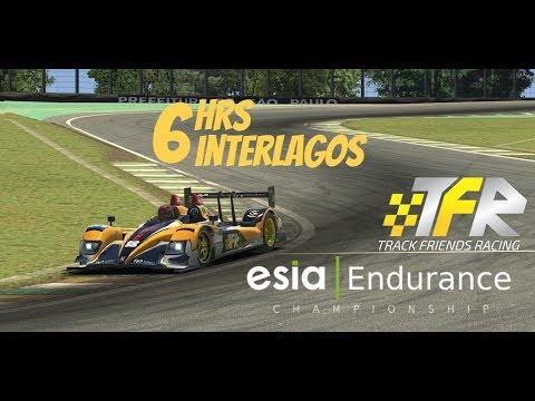Esia Endurance Championschip | FINAL - 6 Hrs Interlagos | Track Friends Racing #269
