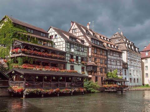 Summertime in Strasbourg