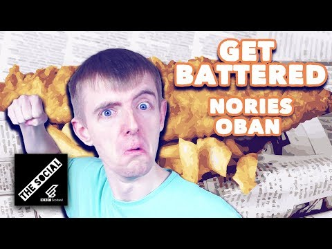 Dazza Reviews A Chippy In Oban | Get Battered