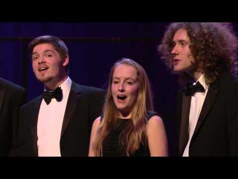 Pass Me The Jazz - The Oxford Gargoyles - SATBB A Cappella