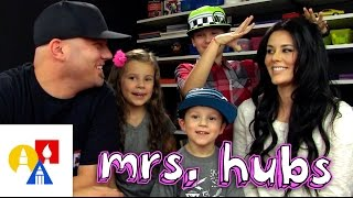 Mrs. Hubs and 500 Episodes!