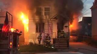 Hackensack,nj Fire Department 2nd Alarm  12/12/11
