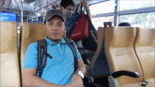 Naik Bus Kota di Kaohsiung, Taiwan