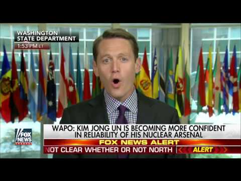 FOX NEWS China's role in the US North Korea tensions