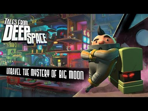 Tales From Deep Space (by Amazon Game Studios) - iPhone/iPad/Fire Tablet - HD Gameplay Trailer
