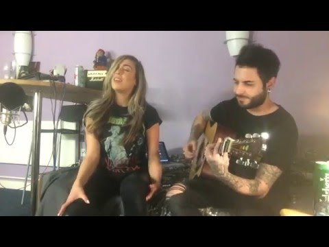 I'm Not The Only One- Sam Smith (Cover) Taylar Paige & Johnny Alma