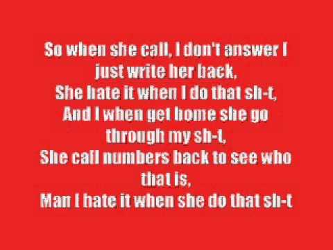 Lil' Wayne Single Lyrics