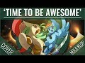 Time To Be Awesome - My Little Pony: The Movie - Nola Klop Cover